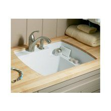 Laundry sink Sterling 9950 LATITUDE UTILITY SINK Laundry room