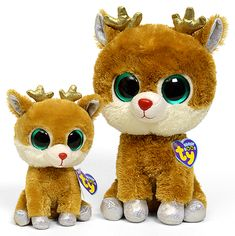 Alpine Beanie Boos in regular and medium sizes Dec