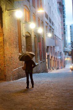 Lijah winter Post Alley Rain  Seattle, WA