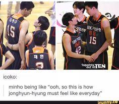 Lol poor jonghyun