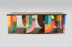 Pop-Art table