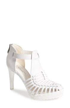 BCBGMAXAZRIA 'Prestin' Platform Sandal (Women) available at #Nordstrom