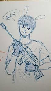 Resultado de imagen para killer jungkook vkook
