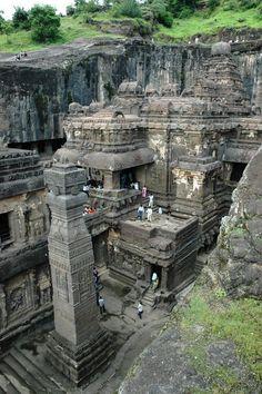 Ellora caves, India