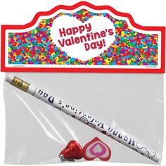 Really Good Bag Toppers Valentines Day