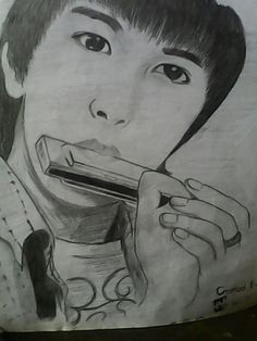 Draw ...^°^ Lee sungmin