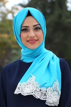 Appreciation Of Stunning Blonde Models From Around The World - Visit to watch Beautiful Hijab Girl, Beautiful Muslim Women, Arab Fashion, Muslim Fashion, Hijabs, Arab Girls, Hijab Chic, Hijab Niqab, Girl Hijab