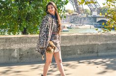 #TrendSpotting: Every store in Paris has its version of a leopard print overcoat. A must have this winter, get yours today from any @benetton store! See the complete look on www.mscocoqueen.com #beneton #ootd #lookbook #lookoftheday #paris #parisfashionweek #autumn #eiffeltower #streetstyle #indianblogger #indianfashionblog #UCB #EiffelTower #streetstyle #ootd #overcoat #leopardprint #jacquard #jacquarddress #paris #parisfashionweek #indianblog #fashionblogindia