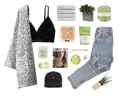 """""""[8.58pm]      all about me tag !"""" by stormy-delusions ❤ liked on Polyvore featuring Monki, The Hundreds, Chicnova Fashion, Christy, Laura Mercier, Eos, Pelle, Zara Home, Faber-Castell and PLANT"""