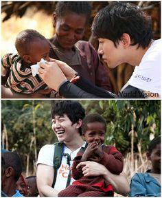2PM# Junho in Africa