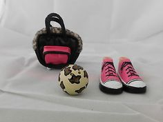 Bratz mga meygan #leopard bowling ball pink #shoes bag accessory #replacement lot,  View more on the LINK: http://www.zeppy.io/product/gb/2/381734124924/