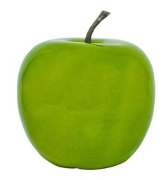 Delectable Decorative Apple Sculpture