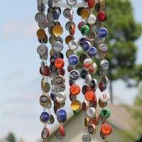Campanas de viento Feng Shui recicladas                                                                                                                                                      Más