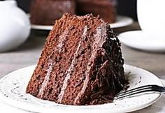 Legendary desserts don't have to take all day if you know about this extra ingredient. Just add coffee for better chocolate desserts! Chocolate Box Cake, Best Chocolate Desserts, Delicious Chocolate, Food Cakes, Cupcake Cakes, Cupcakes, Homemade Frosting, Homemade Cakes, Cake Hacks