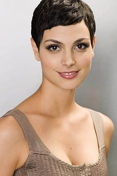 Elegant Short Pixie Cuts for Thick Hair | Women Hairstyles Ideas