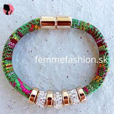Náramok Ethno Green #bracelet #bracelets #accessories #jewelry #bijouterie #bizuteria #naramok #dnesnosim http://femmefashion.sk/naramky/2501-naramok-ethno-green.html