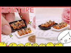 Making DIY Miniature Takoyaki - Dalchi - YouTube