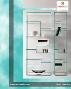 customize glass furniture with different style at shree rangkala glass design