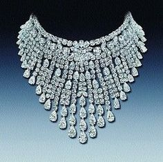 Graff. Jaw Dropping Diamond Necklace.