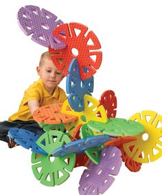 Look what I found on #zulily! Multi Notch Builder Set by Constructive Playthings #zulilyfinds