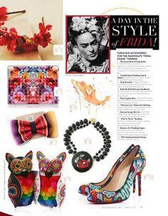 Nouveau Magazine - Holiday Issue - Winter 2013