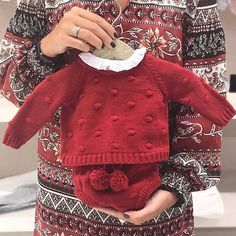New baby boy diy outfits 51 IdeasKnitting Hat For Girls Doll Clothes Ideas Girl Doll Clothes, Cute Baby Clothes, Girl Dolls, Diy Clothes, Baby Cardigan, Baby Pullover, Baby Outfits, Couture Bb, Retro Mode