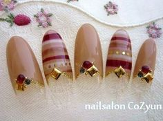 126 Best Nail Design Images On Pinterest In 2018 Pretty Nails