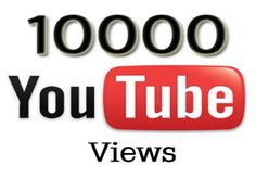 Provide you 10,000+ youtube views, including 50 Video likes for $5