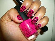 Resultado de imagem para pink nails