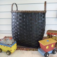How did it get to be November already? Here's the FREE PATTERN ... the Wooden Bottom Toy Basket. http://www.joannascollections.com/blog/november-14-free-pattern