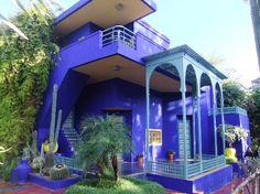 Jardin Majorelle - Morocco