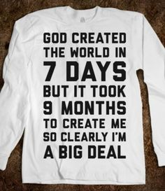 Big Deal-Unisex White T-Shirt