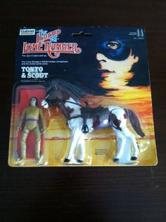 Tonto and Scout Horse