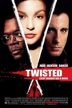 Top movie..........Top cast.......great twist at the end........ twisted movie ashley judd
