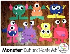 Monster Crafts Bundle