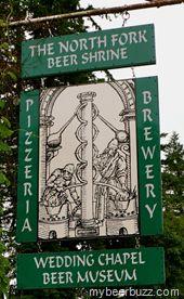 North Fork Brewery & Wedding Chapel - Bellingham, WA  (only in Bellingham:)