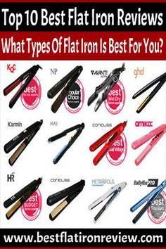 Best Flat Iron Reviews Top Hair Straighteners Straightener Straightening