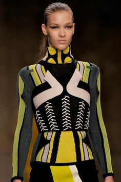 Peter Pilotto Fall 2013 RTW - Review - Fashion Week - Runway, Fashion Shows and Collections - Vogue - Vogue