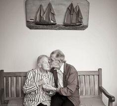 Love elderly people. Love this.