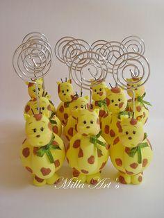 mais girafas by Milla Art's, via Flickr