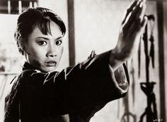 Angela Mao, one of the martial arts actresses that actually knew martial arts.
