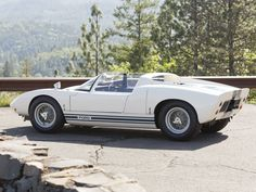 1965 Ford GT40 Roadster Prototype | Monterey 2014 | RM AUCTIONS - sold for $6,930,000.