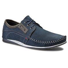 new product 2944c 706da Półbuty LASOCKI - 4228 Granatowy. Elfakir Rochdi · Chaussures pour homme