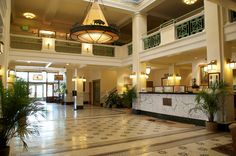 The Historic Plains Hotel has been a proud fixture of Cheyenne, Wyoming, for almost a century. Elegant accommodations have been enjoyed equally by cattle barons in the early 1900s to present-day on-site conference attendees.