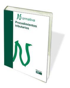 procedimientos tributarios cef 2016. Máis información no catálogo: http://kmelot.biblioteca.udc.es/record=b1539255~S1*gag