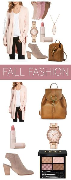 Fall Casual Fashion Over 40 : This rose gold look is a great one for fall casual fashion over It's easy to wear, goes with just about everything, and is super easy to incorporate into that everyday wardrobe you already have in your own closet. Classy Fall Outfits, Fall Outfits For Work, Casual Outfits, Winter Outfits, Fall Fashion Trends, Autumn Fashion, Fashion Tips, Fashion Essay, Makeup Tips Lips