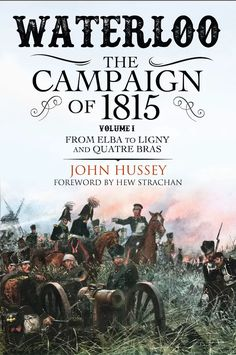 We have a very exciting two part series lined up for you next year! So here's a sneak peak at the Volume 1 book jacket... Who else has got to have this one in their book collection? #Waterloo #ComingSoon #JohnHussey