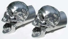 Skull Exhaust Tip