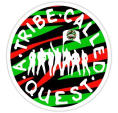 A Tribe Called Quest Patch