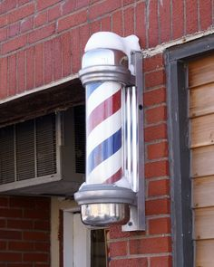 Barber Shop Minneapolis : Sams Barber Shop Pole - Hayfield, Minnesota More
